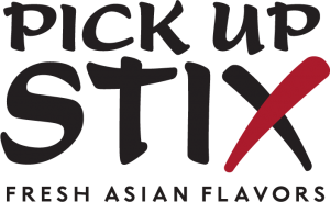 Pick Up Stix Logo