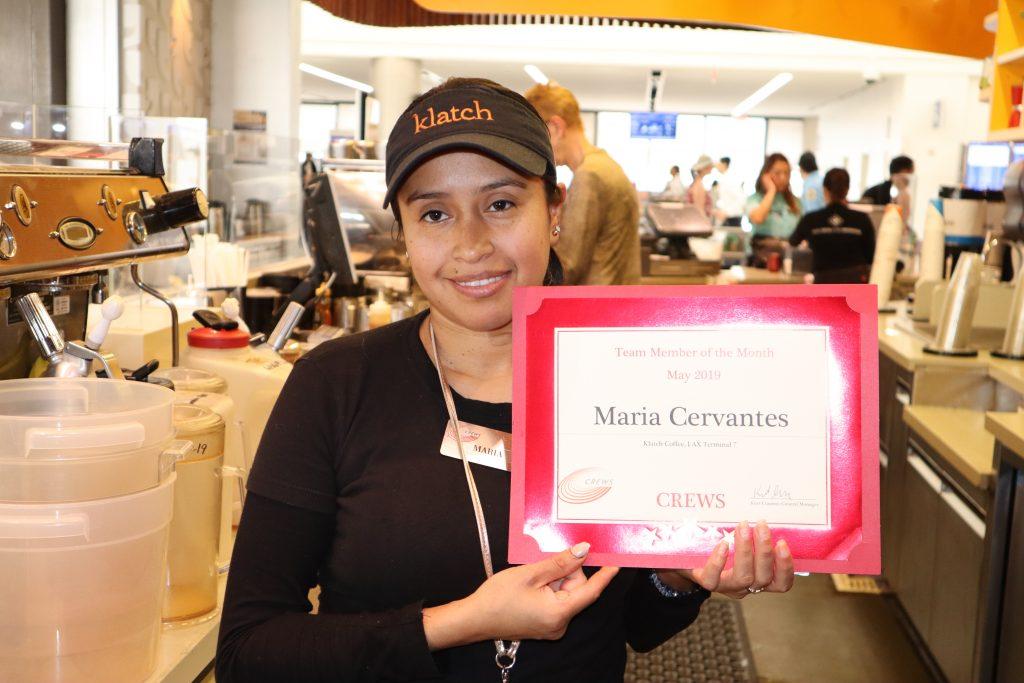 Maria Cervates