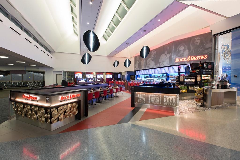 Rock &#038; Brews <br>(Terminal 1)<p/br>