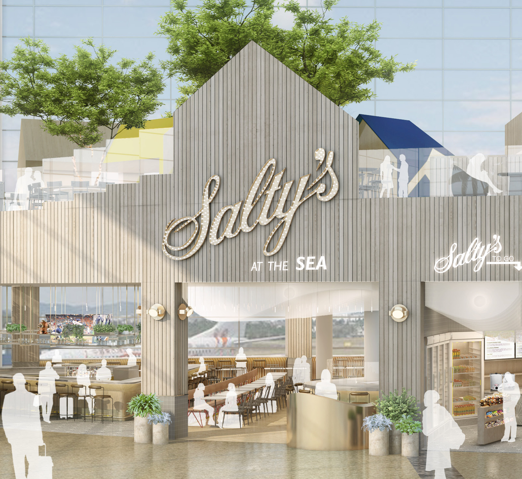 Salty's at the SEA