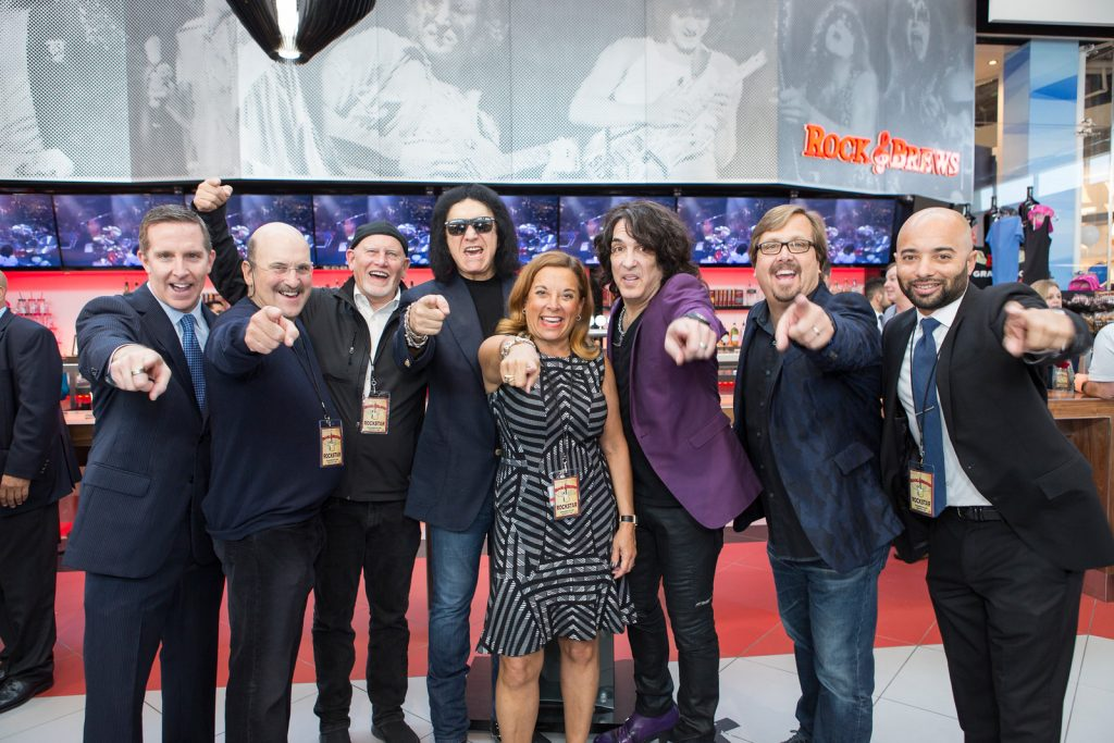 Westfield, Southwest Airlines & LAWA celebrate new Rock & Brews at LAX Terminal 1